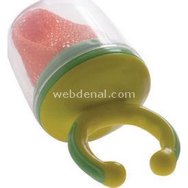 Bebedor Meyve Ve Sebze Filesi Sarı-yeşil Beslenme Gereci