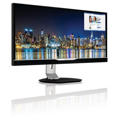 "Philips 298P4QJEB/00 29"" 5ms LED Monitör"