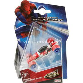 Maisto Spiderman Se51 Tekli Oyuncak Araba Arabalar