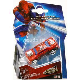 Maisto Spiderman Tekli Oyuncak Araba Özel Seri Arabalar