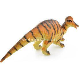 Bircan Oyuncak Orta Boy Soft Dinozorlar Serisi Model 6 Figür Oyuncaklar