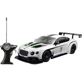 Maisto Tech Bentley Continental Gt3 Uzaktan Kumandalı Araba 1:24 Arabalar