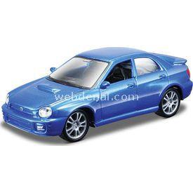 Maisto Subaru Impraza Çek Bırak Oyuncak Araba Arabalar