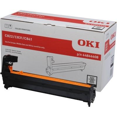 OKI 44844408 Sıyah  / C822, C831, C841 / 30000 Sayfa Drum