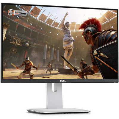 "Dell U2414H UltraSharp 23.8"" 8ms LED Monitör"