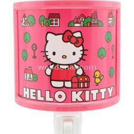 YKC Hello Kitty Gece Lambası Lamba & Abajur