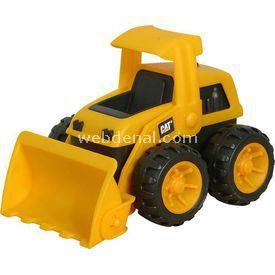 CAT Mini Bulldozer Iş Makinası Erkek Çocuk Oyuncakları