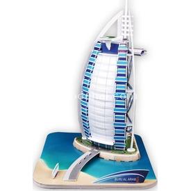 Cubic Fun 3d 44 Parça  Burç El Arap - Dubai Puzzle