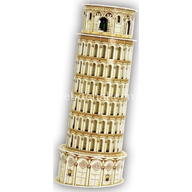 Cubic Fun 3d 13 Parça  Pisa Kulesi - Italya Puzzle