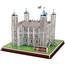 Cubic Fun 3d 40 Parça  Londra Kulesi - Ingiltere Puzzle
