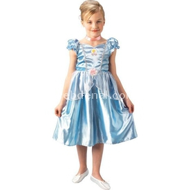 Rubies Prenses Cinderella Çocuk Kostüm Klasik 3-4 Yaş Kostüm & Aksesuar