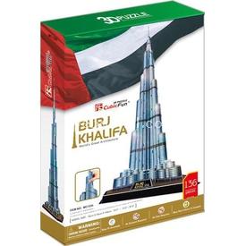 Cubic Fun 3d 136 Parça  Burç Halife Binası - Dubai Puzzle