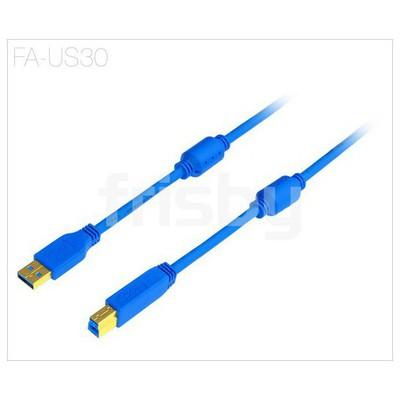 Frisby Fa-us30 Frısby Fa-us30 Usb 3.0 Am-bm Cable 1.5m USB Kablolar
