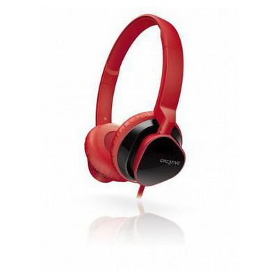 Creative Ma-2300 Headset Kirmizi Kafa Bantlı Kulaklık