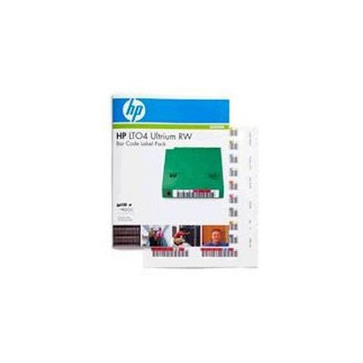 HP Q2009a Sticker