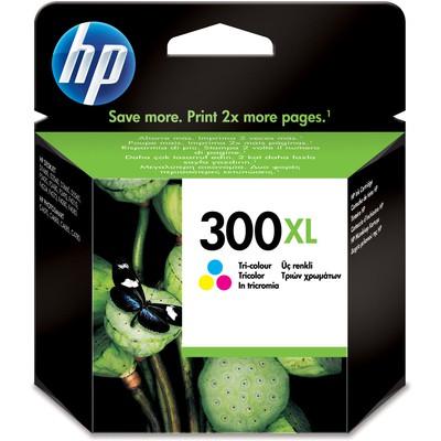 HP 300XL Renkli Kartuş CC644EE