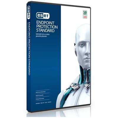 Eset 8697690850200 Endpoint Protection Standard, 1 Server, 10 Kullanıcı, 3 Yıl, Kutu Güvenlik Yazılımı