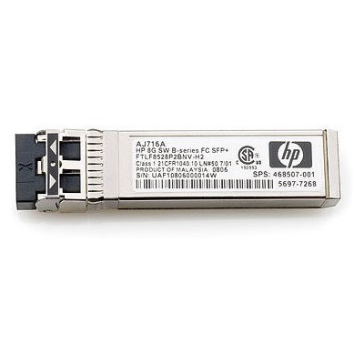 HP AJ716B 8GB SHORTWAVE B-SERIES FC SFP+ 1 PACK