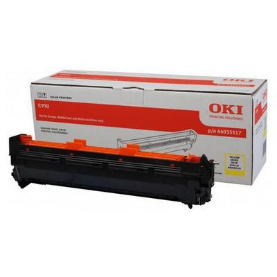 OKI  44035517 Drum - Sarı
