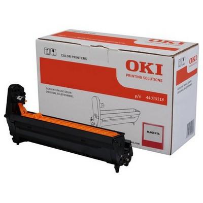 OKI 44035518 Kırmızı Drum