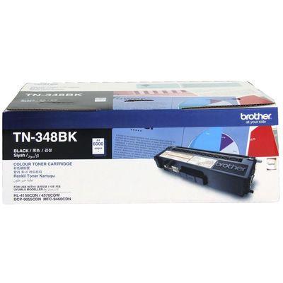Brother TN-348BK Siyah Toner - 6000 Sayfa