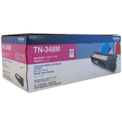Brother TN-348M Kırmızı Toner - 6000 Sayfa