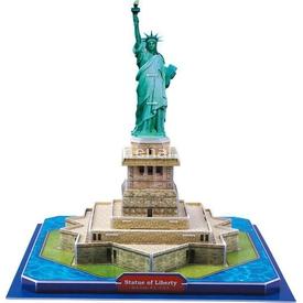 Cubic Fun 3d 39 Parça  Özgürlük Anıtı - Abd Puzzle