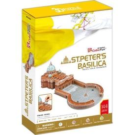 Cubic Fun 3d 144 Parça  St. Peter's Basilica Puzzle