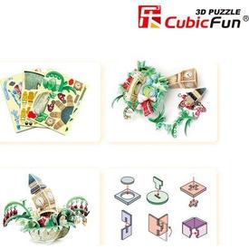 Cubic Fun 3d 74 Parça  Cityscape - London Puzzle