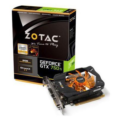 Zotac GeForce GTX 750Ti 2G - ZT-70601-10M