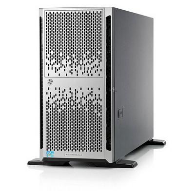 HP Srv 470065-812 Ml350p Gen8 E5-2620v2 16gb(2x8gb) Regıstered 3x300gb Sas Sff 2.5 Hot Plug P420i/1gb Fbwc Dvdrw 460w Sunucu