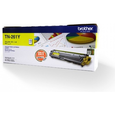 Brother TN-261Y Toner