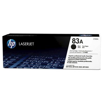 HP 83A Siyah CF283A 1500 Sayfa Toner