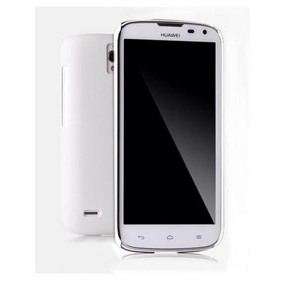 Microsonic Rubber Kılıf Huawei Ascend G610 Beyaz Cep Telefonu Kılıfı