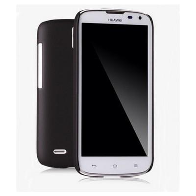 Microsonic Rubber Kılıf Huawei Ascend G610 Siyah Cep Telefonu Kılıfı
