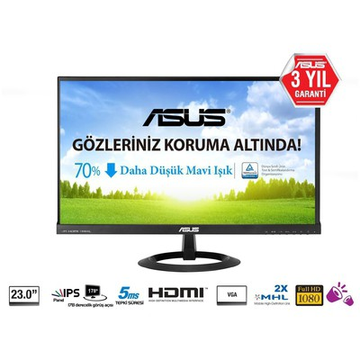 "Asus VX239H 23"" Full HD IPS Monitör"