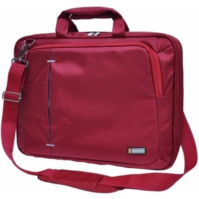 Classone Ul162 13/14/15,6 Uyumlu Ultracase Serisi Notebook Çantası Kırmızı Renk Laptop Çantası