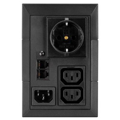 Eaton 0.65kVA 5E Kesintisiz Güç Kaynağı (5E650iUSBDIN)