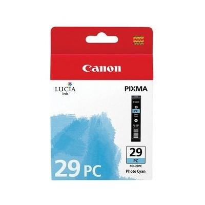 Canon PGI-29PC Parlak Mavi Mürekkep Kartuş