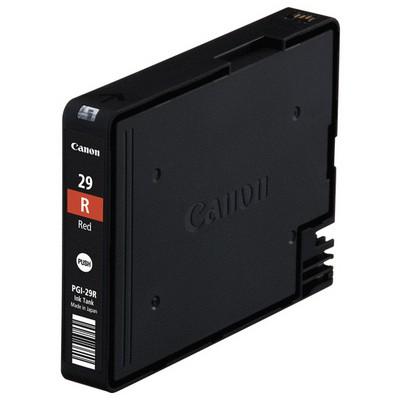 Canon PGI-29R Kırmızı Mürekkep Kartuş