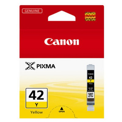 Canon CLI-42Y Sarı Mürekkep Kartuş