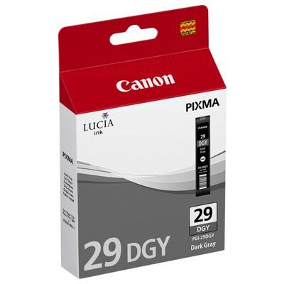 Canon PGI-29DGY Koyu Gri Kartuş
