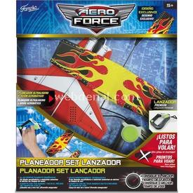 Evrensel Oyuncak Aero Force Dlx Çek Fırlat Uçak Erkek Çocuk Oyuncakları