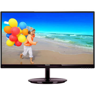 "Philips 224E5QSB-01 21.5"" Full HD LED Monitör"