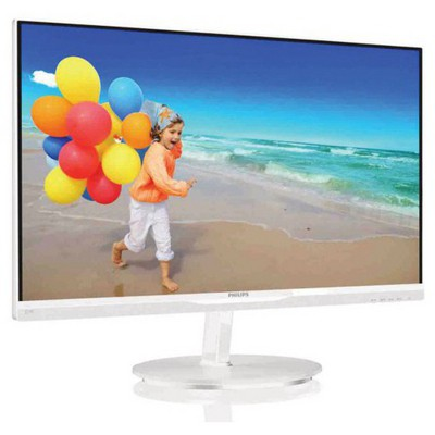 "Philips 224E5QSW/01 21.5"" 14ms Full HD Monitör"