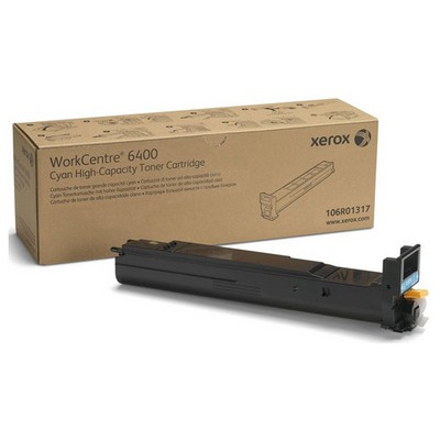 Xerox 106R01317 Mavi Toner