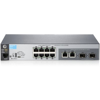 HP Aruba 2530 8G Switch (J9777A)