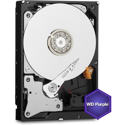 WD 1 Tb Purple 3,5 64mb Sata3 7/24 Disk Wd10purx Hard Disk