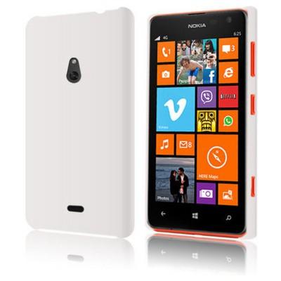 Microsonic Premium Slim Kılıf Nokia Lumia 1320 Beyaz Cep Telefonu Kılıfı