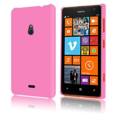 Microsonic Premium Slim Kılıf Nokia Lumia 1320 Pembe Cep Telefonu Kılıfı